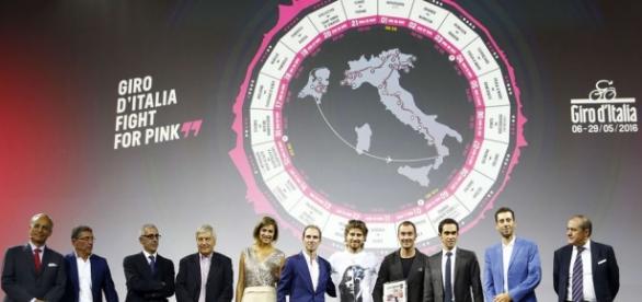 La 99 edición del Giro de Italia comenzará el viernes en la ciudad holandesa de Apeldoorn