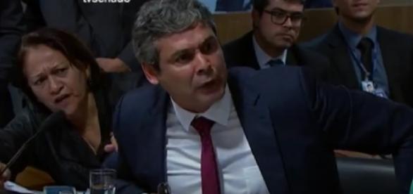 Lindbergh Farias virou motivo de chacota entre Senadores