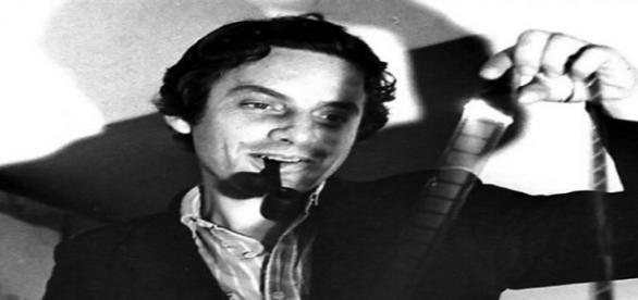 O cineasta Rogério Sganzerla / Divulgação