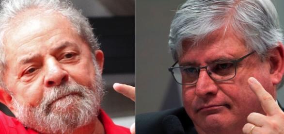 PGR, Rodrigo Janot, denunciou o ex-presidente Lula ao STF no âmbito da Operação Lava Jato.