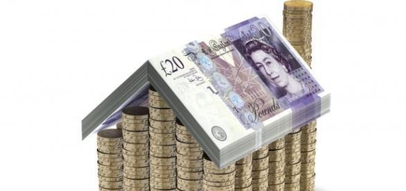 Primul credit fără garanții în UK, după criza financiară
