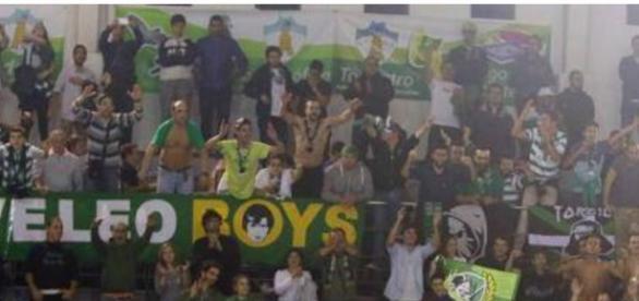 Torcedores do Sporting não vão entrar em Braga