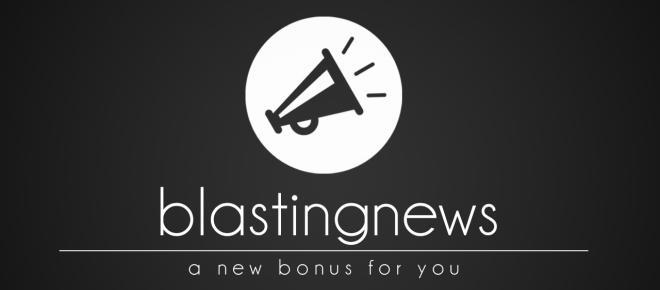 A Blasting News Brasil recompensa seus redatores com dois novos bônus