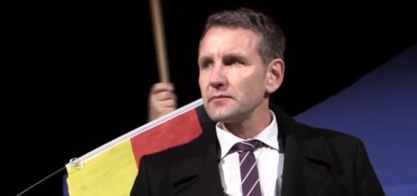 AfD-Landeschef von Thüringen: Björn Höcke