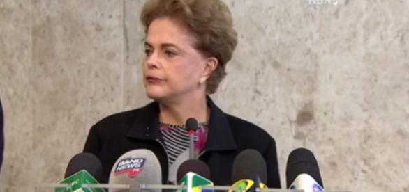 Dilma Rousseff - Foto/Reprodução: NBR