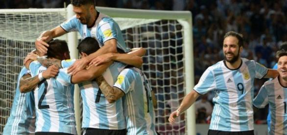 El seleccionado argentino ya piensa en la Copa América Centenario