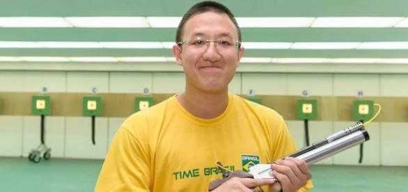 Felipe Wu é o primeiro colocado no ranking mundial