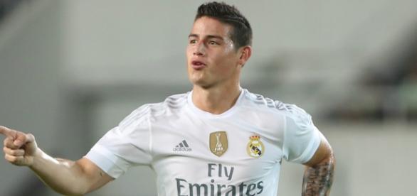James Rodríguez puede salir del Real Madrid