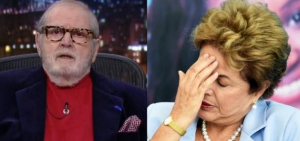 Jô Soares critica nobel da paz
