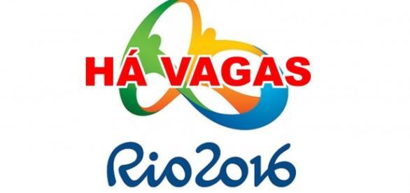 Milhares de vagas de emprego nas Olimpíadas de 2016