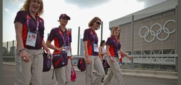 Olimpíada abrem sempre muitas vagas - Imagem:Divulgação