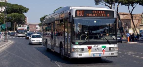 sciopero mezzi pubblici a Roma