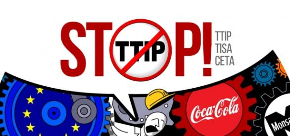 Trasparenza e difesa dell'ambiente, dei consumatori, della salute e del territorio nelle ragioni dei #stopTTIP