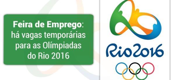 Vagas Rio 2016: feira de emprego está selecionando trabalhadores temporários para os jogos