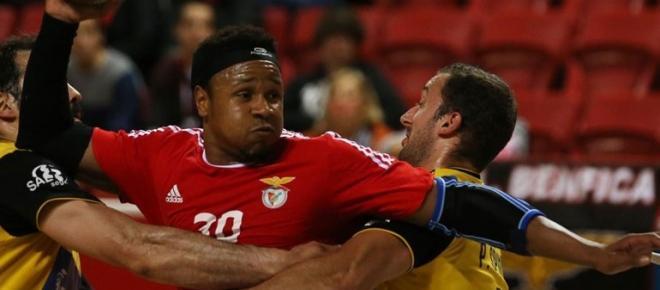 SL Benfica vence ABC e empata final do campeonato