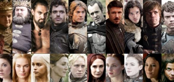 Confira 13 curiosidades sobre o elenco de Game of Thrones.