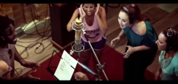 Clipe da música foi divulgado no canal da CBF no Youtube.