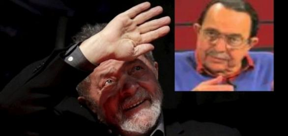 Ex-marido de Dilma fala sobre impeachment