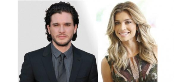 Grazi Massafera revela affair com Kit Harington