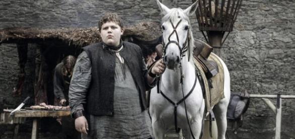 Hodor é Wylis (Foto: Divulgação/HBO)