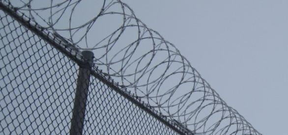 Image courtesy Pixabay: Prison Fence