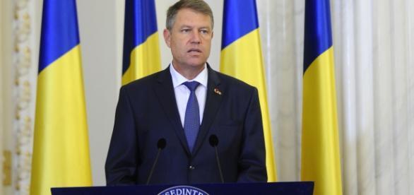 Klaus Iohannis a transmis un mesaj la debutul campaniei