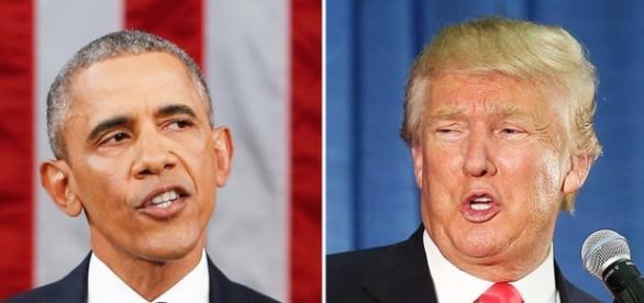 Critiche di Obama alla campagna elettorale di Trump