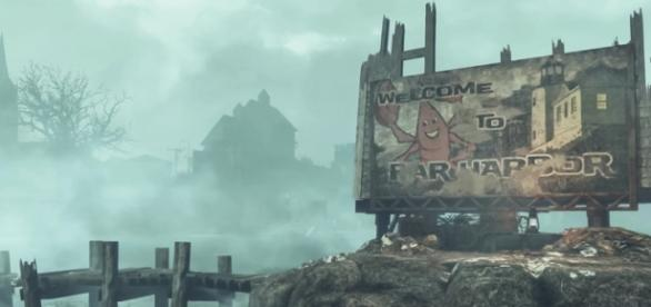 'Fallout 4' - 'Far Harbor' screencap via YouTube Bethesda Softworks