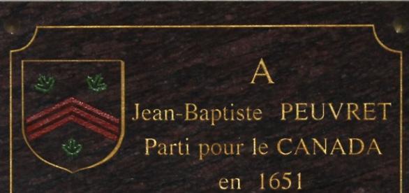 Les émigrants percherons partis en Nouvelle-France au XVIIe siècle