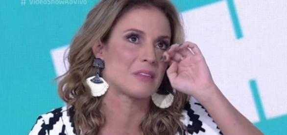 Maíra Charken está desaparecida do 'Vídeo Show'