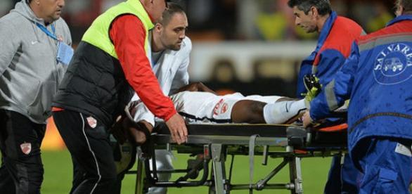 Patrick Ekeng decedat vineri pe terenul de joc