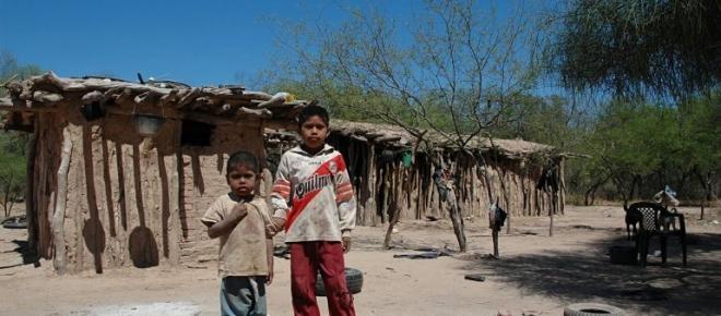 Datos que nos duelen: uno de cada tres niños de nuestro país es pobre