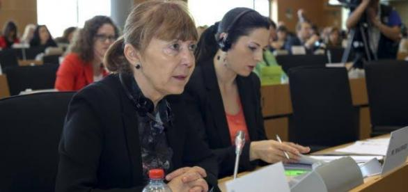 Europarlamentarul Monica Macovei. Foto: Facebook