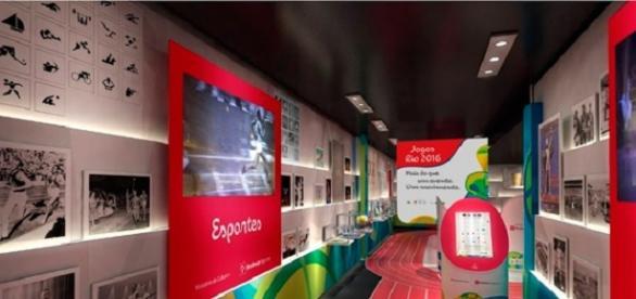 Museu olímpico chega a Salvador nessa segunda