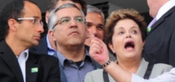 Odebrecht e Dilma - Imagem/Google