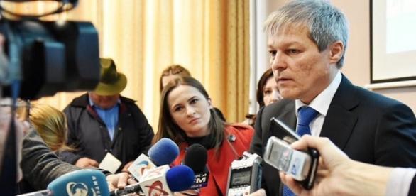 Premierul României, Dacian Cioloș. Foto: Facebook