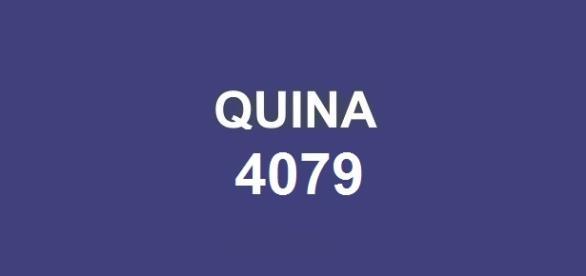 Prêmio quina 4079 será divulgado nessa segunda-feira (9).