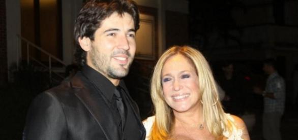 Sandro Pedroso e Susana Vieira - Foto/KTV