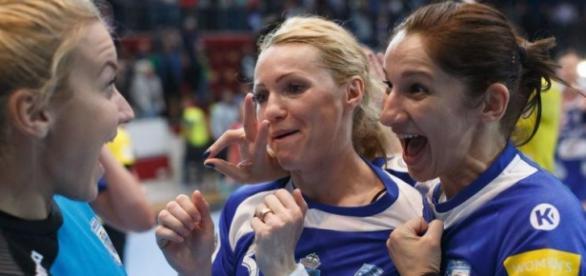 CSM București a jucat fără prime în Final Four