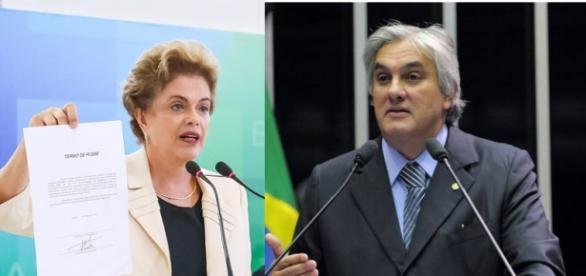 Dilma e Delcídio serão votados pelo Senado