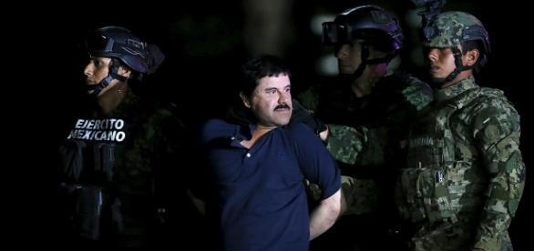 El chapo Guzman sera extraditado a los Estados Unidos