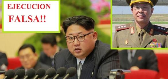 Kim Yong-un en el congreso del Partido de los Trabajadores