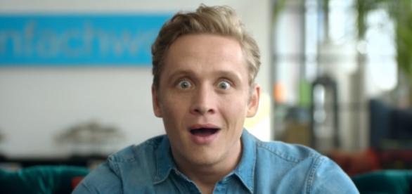 Matthias Schweighöfer (35) in der Amazon Werbung