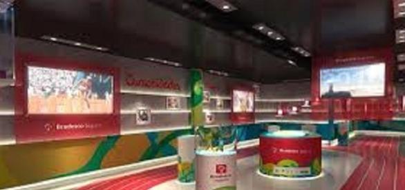 Museu Itinerante 'Se Prepara Brasil'