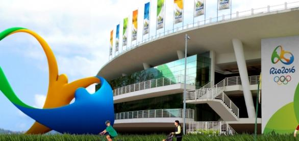 Olimpíadas acontecem no Rio de Janeiro