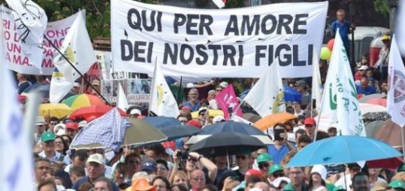 Reîntregirea familiei în Italia greu de realizat