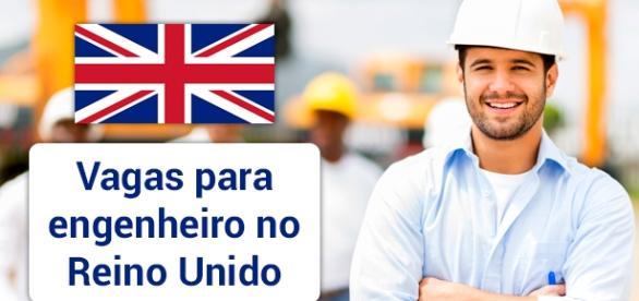 Vagas para Engenheiros no Reino Unido. Foto: Reprodução Lovemondays