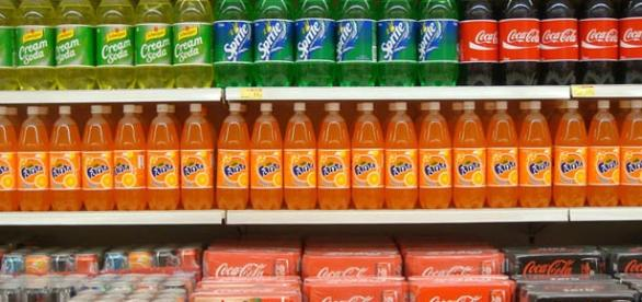 An easy way to cut sugar is to stop drinking soft drinks.
