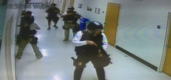 Atac armat la UCLA soldat cu doi morți