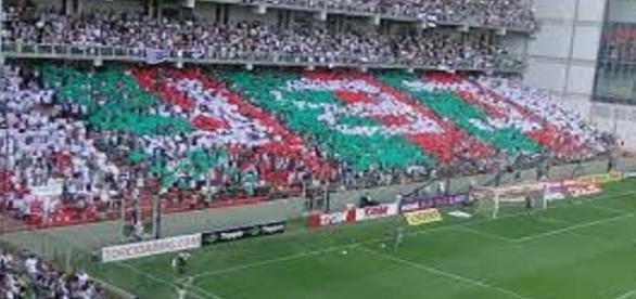 Atlético-MG e Fluminense no Brasileirão de 2012. Rivais voltam ao Independência nesta quarta (Fonte: Globoesporte)